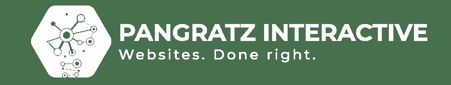 Изработка на уеб сайт пловдив лого Pangratz Interactive